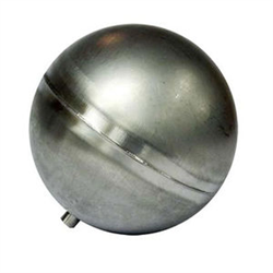 "FLOAT BALL 3"",  316 S.S."